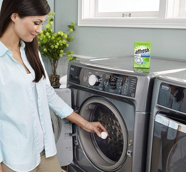best washing machine cleaner for front loader