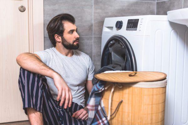 miele washing machine drain fault